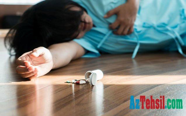 Məktəbli qızın intihar cəhdi ilə bağlı - Rəsmi açıqlama