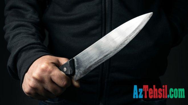 Şagirdlər arasındakı dava bıçaqlanma ilə nəticələnib