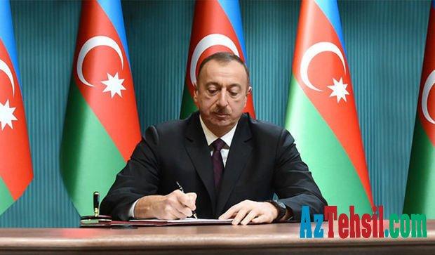 İlham Əliyev çox vacib FƏRMAN imzaladı-RƏSMİ
