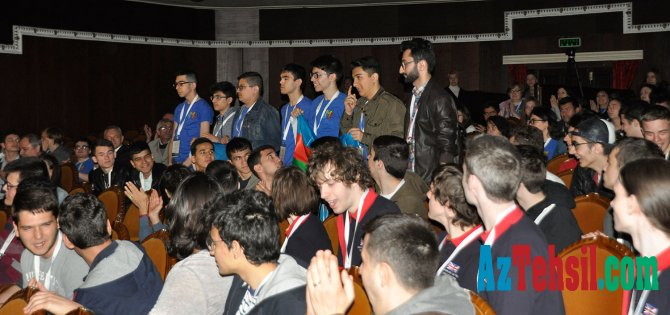 Olimpiadaçılarımız 5 medalla qayıdır