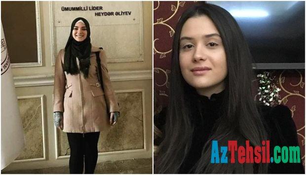 18 yaşında magistr olan azərbaycanlı qızlar: Biri kimyaçı, biri isə diplomat