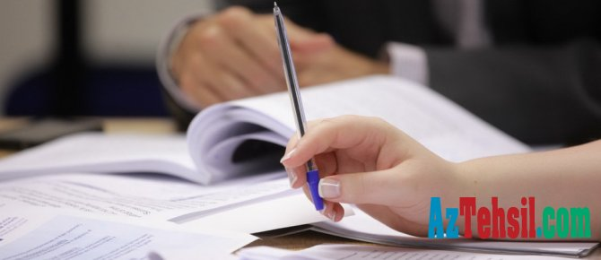 Ali təhsil müəssisələrinin magistratura səviyyəsinə ixtisaslaşma seçimi başlanır