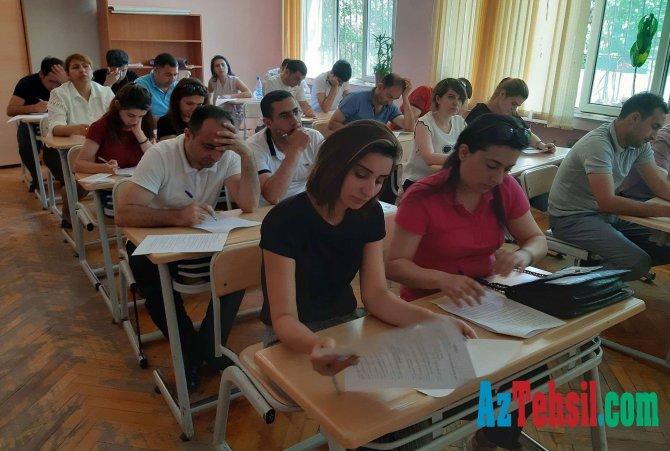 """""""Təhsil Menecerlərinin Peşəkar İnkişafı"""" layihəsinin ikinci turu"""