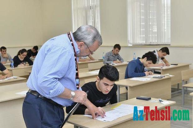 İmtahan nəticələri ləğv olundu - SƏBƏB