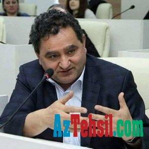 """Etibar Əliyev: """"Dərsliklər ən faydalı öyrənmə mənbəyi deyil"""""""