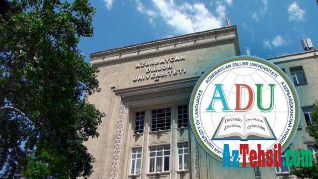 """ADU-da abituriyentlər üçün """"Açıq qapı"""" günü keçiriləcək"""