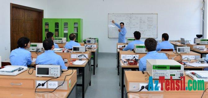 Koreya təhsil standartlarına cavab verən Peşə Təhsil Mərkəzi