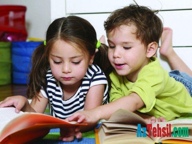 Uşaqlarda kitab oxuma mədəniyyətini necə formalaşdırmaq lazımdır?