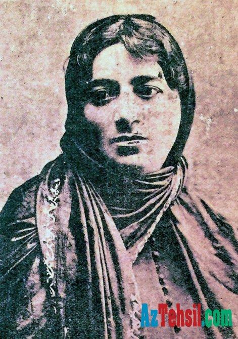 İlk Azərbaycan dili müəlliməsi və  ilk Azərbaycan qadın jurnalisti .