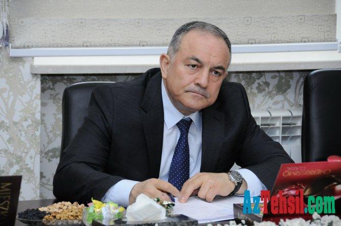 Azərbaycan Texniki Universitetinə rektor təyin edilib