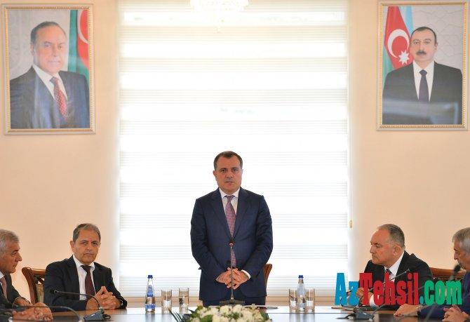 Texniki Universitetin yeni rektoru kollektivə təqdim edilib