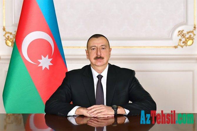 Prezident Azərbaycan xalqını Qurban bayramı münasibətilə  təbrik etdi