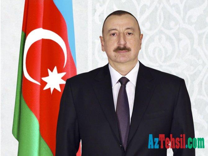 Prezident İlham Əliyev Bilik Günü münasibətilə