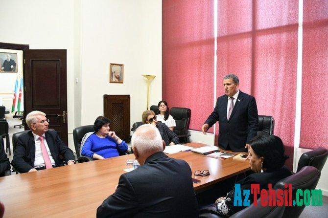 AMEA-nın daha iki institutuna və muzeyinə direktor seçilib