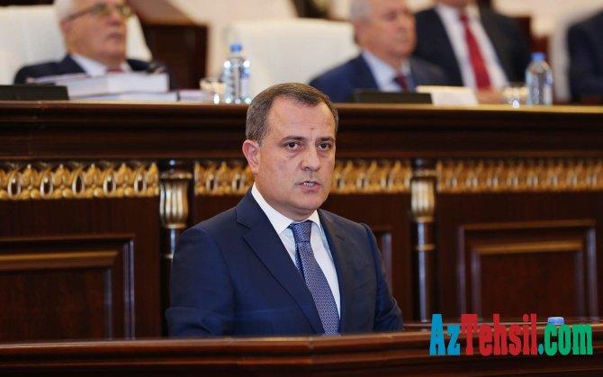 """""""Dünyadakı yeniliklərin Azərbaycana gətirilməsi istiqamətində işlər görülür"""" – Ceyhun Bayramov"""