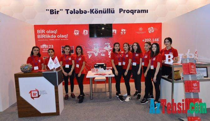 13-cü Azərbaycan Beynəlxalq Təhsil Sərgisi başa çatı