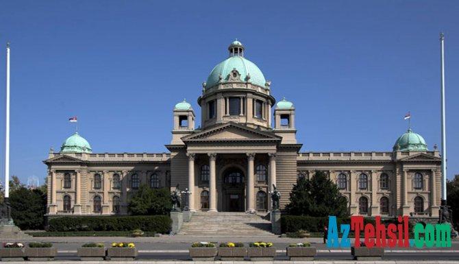 Serbiyada təhsil təqaüd proqramı