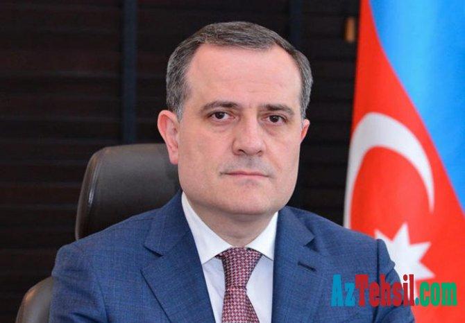 Ceyhun Bayramovdan yeni təyinat