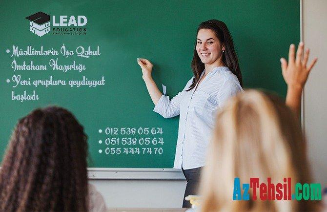 LEAD Education Təhsil və İnnovasiya Mərkəzi yeni MİQ hazırlığı qruplarına qeydiyyata start verir.