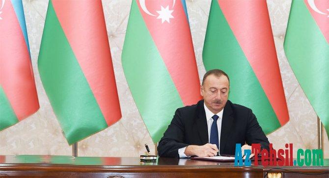 Prezident Təhsil nazirinə yeni səlahiyyət verdi - FƏRMAN