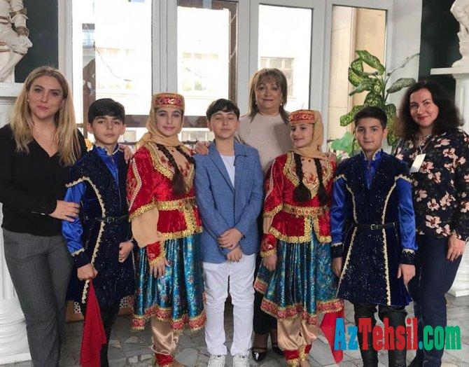Beynəlxalq festivalda növbəti uğur