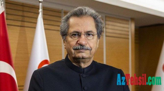 Pakistanın Təhsil naziri UNESKO-nun Təhsil Komissiyasının sədri seçilib