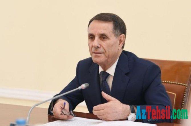 Novruz Məmmədov prorektor TƏYİN OLUNDU