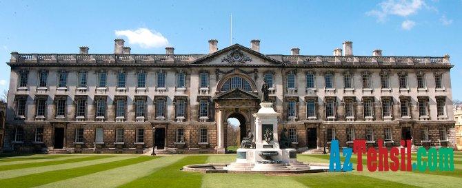 """Böyük Britaniyanın """"King's College London"""" ali təhsil müəssisəsi təqaüd proqramı elan edir"""