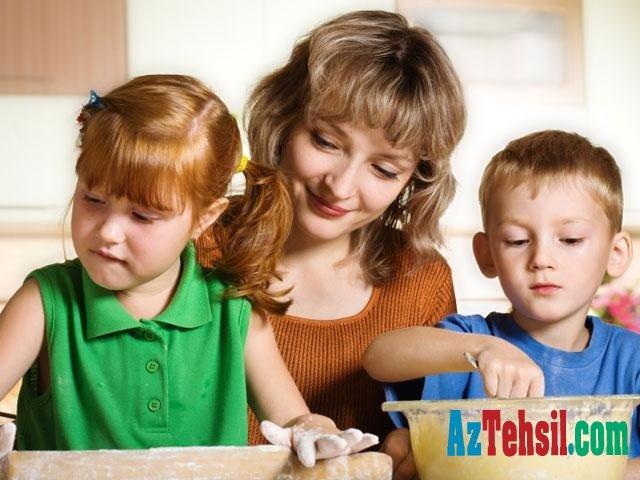 Uşaqla məşğul olmaq, yer üzündə cənnəti tapmaq kimidir.