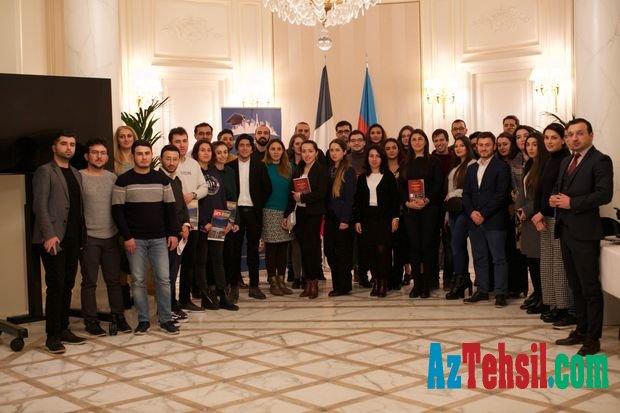 Fransada Azərbaycanlı elmi diasporu yaradıldı