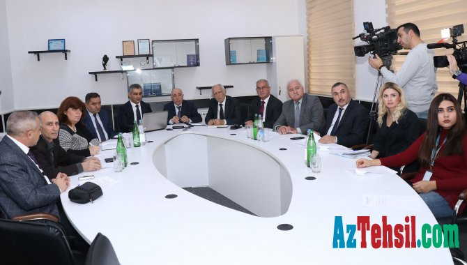 İctimai Şuranın 2019-2020-ci illər üzrə Fəaliyyət Planı təsdiqlənib