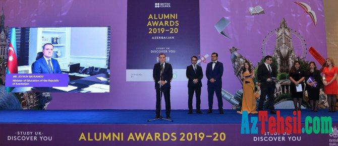 """""""Study UK Alumni Awards 2019""""un qaliblərinin adları açıqlanıb"""