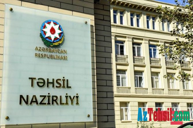 Nazirlik: 1305 müəllim iş yerini dəyişib, 318 nəfər direktor vəzifəsinə təyin edilib