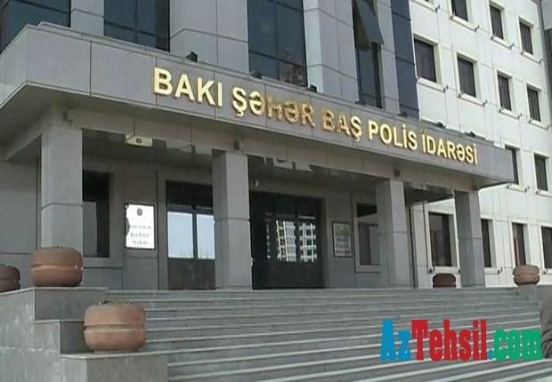 Bakı polisi uşaq evində zorakılığla bağlı iddialara münasibət bildirib