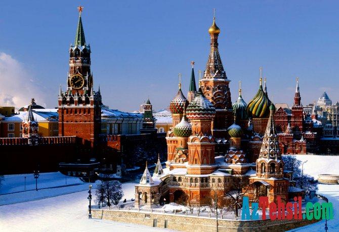 Rusiya 2020-2021-ci tədris ili üzrə təqaüd proqramı elan edir