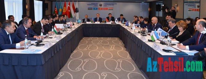 Beynəlxalq Türk Akademiyası Elmi Şurasının III iclası keçirilib