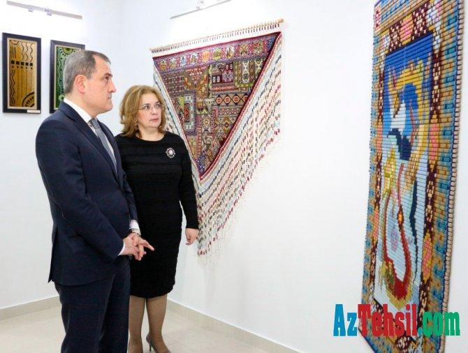 Təhsil naziri Azərbaycan Dövlət Mədəniyyət və İncəsənət Universitetində olub