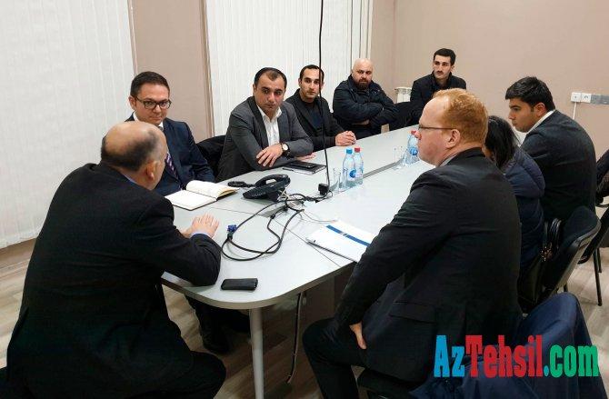 Yeni Peşə Təhsil Mərkəzinin təhsilalanları üçün növbəti karyera imkanları yaradılıb