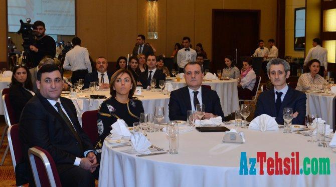 Azərbaycan-Fransa Ticarət və Sənaye Palatası Təhsil nazirinin iştirakı ilə görüş təşkil edib