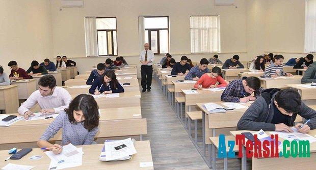 Azərbaycanda daha bir imtahan təxirə salındı