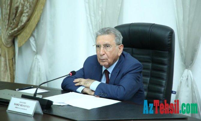 AMEA-da Azərbaycançılıq Elmi-İdeoloji Mərkəzi yaradılıb