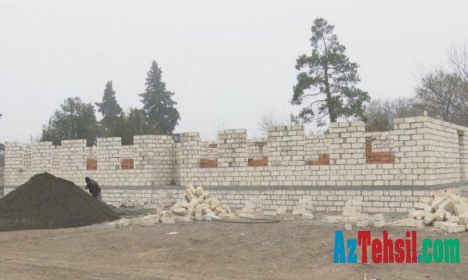 40 yerlik uşaq bağçası inşa edilir