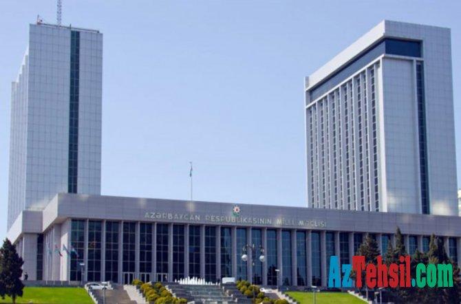 Milli Məclisin Toponomiya komissiyasının yeni tərkibi müəyyənləşəcək