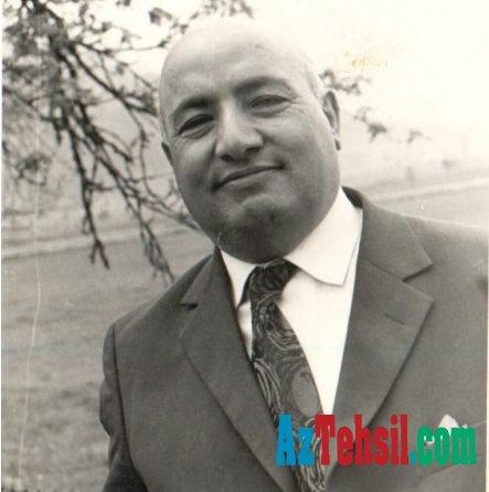 Görkəmli filosof Ziyəddin Göyüşovun 100 illik yubileyi qeyd olunacaq