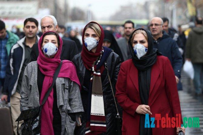 İranda aprelin 8-dən sonra orta və ali məktəblər açıla bilər