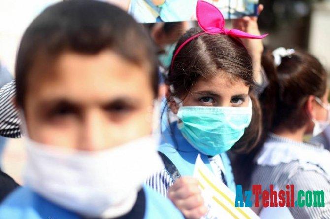 Uşaqların koronavirusdan qorumağın yolları AÇIQLANDI