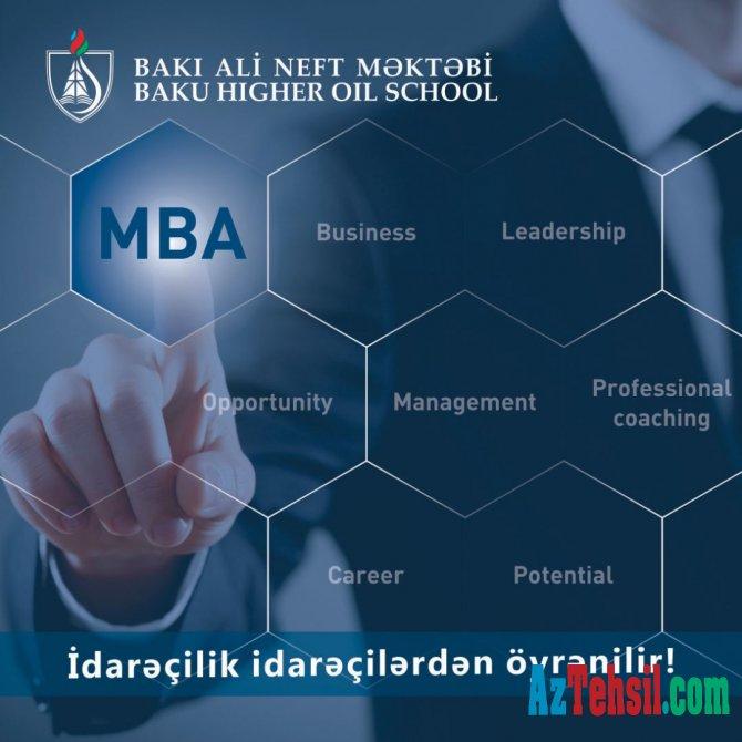Bakı Ali Neft Məktəbi MBA proqramına qəbul elan edir