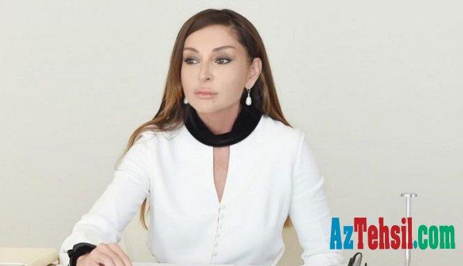 Mehriban Əliyevadan Ramazan TƏBRİKİ