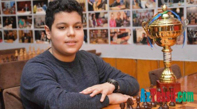 Məktəblimiz şahmat üzrə Qran-Pri turnirinin qalibi oldu