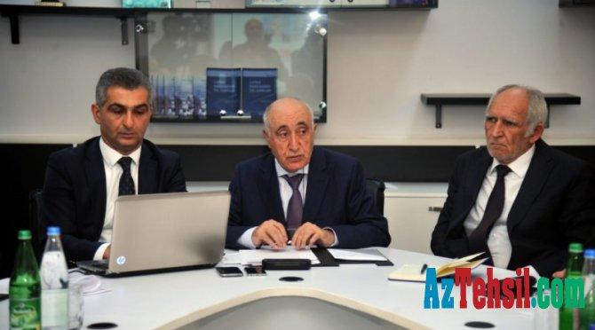 Azərbaycan Respublikasının Təhsil Nazirliyi yanında İctimai Şuranın onlayn iclası keçirilib
